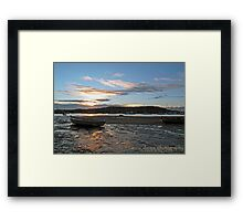 Bayview Boats Framed Print