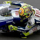 Valentino Rossi full view by PRCreations