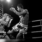 Muay Thai fighters by PRCreations