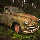 Old Rusty by Hans Kawitzki