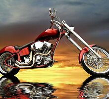 Chopper by Steven  Agius
