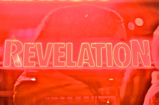 revelation at fright night by electrocute