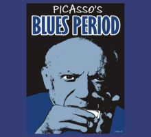 Picasso's Blues Period by digitaldog