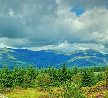 The View from Carron Crag by VoluntaryRanger