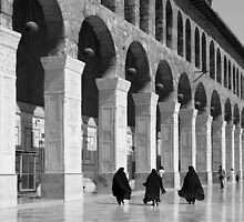 Umayyad Mosque by louise