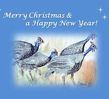 Merry Christmas & a Happy New Year! by Maree  Clarkson