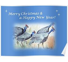 Merry Christmas & a Happy New Year! Poster