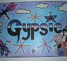 Gypsie personalised picture by FoxyArtz