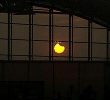 Incomplete Sun by Alfredo Estrella
