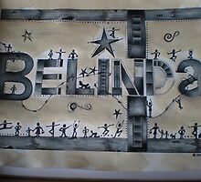 Belinda personalised picture by FoxyArtz