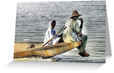River Nigar Taxi by joshuatree2