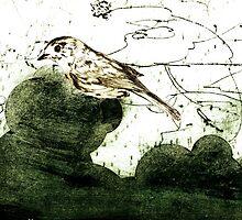 young bird by Randi Antonsen