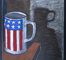 """Late night cup"" by Richard Robinson"