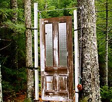 A Door to... by Bryan Gonyar