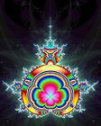 Mandelbrot 1 by Jane-in-Colour