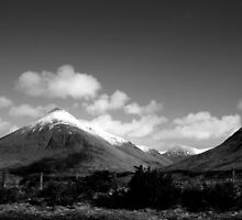 Beinn Dorain by Paul Bettison