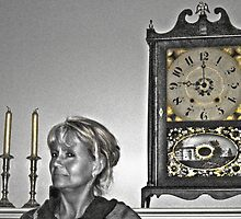 Stina's Clock by Peter Maeck