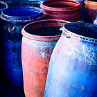 Paint Jars by Frank Bibbins