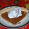 Pumpkin Pie And WhipCream Yum! by Jonice
