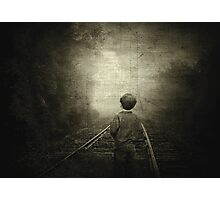 Journey to the Past... Photographic Print