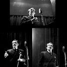 Dali Triptych  at Columbia University by Rick Gold