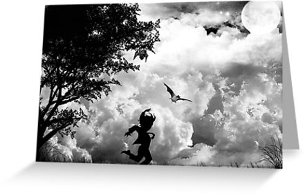 Learning to fly by Rookwood Studio ©