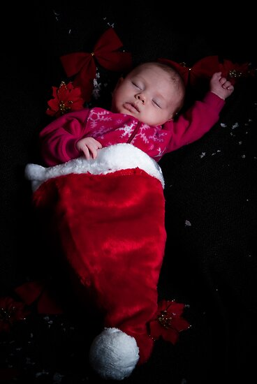 Baby's First Christmas by Charles Plant