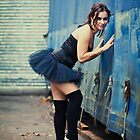 Urban ballerina by Sharonroseart