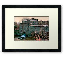 Yore Mill - Aysgarth Yorks Dales Framed Print