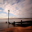 Exmouth Groyne 1 by Norfolkimages