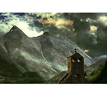 The Chapel of Lost Mysteries Photographic Print