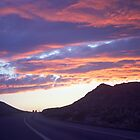 Nevada Skies by Frank Romeo