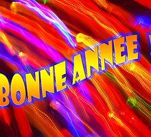 Bonne Année! by Johanne Brunet