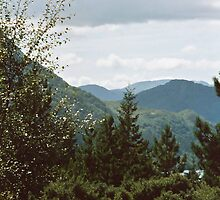 MacGillycuddy's Reeks by WatscapePhoto