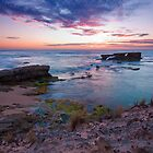 Dusk at Doorway Rock, Robe by Fiona Boundy