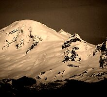 mt baker, washington, usa by dedmanshootn