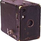 Old Brownie camera by Pieta Pieterse