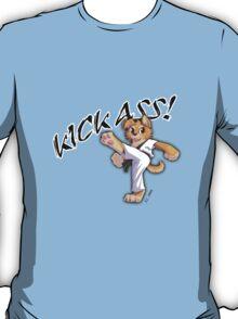 Kong Fu Dog T-Shirt