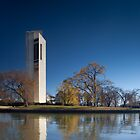 National Carillon, Canberra ACT by Bart Reardon