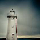 Mersey Bluff Lighthouse by Bart Reardon