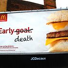 McDonald's: Early Death by Cosmicblueprint