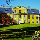 Mustio manor building in southern Finland by Tarolino
