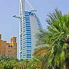 Burj Al Arab Hotel by Tony Walton