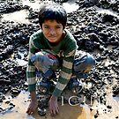 Sea Boy by DakiniGoddess