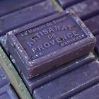 Lavender Soap by Jocelyn Pride