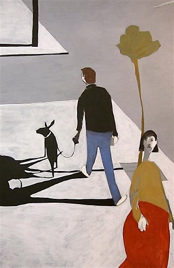 Outside Leon's by Jeffrey DeVore
