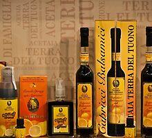 Balsamic Vinegar - Please Enlarge by Charuhas  Images
