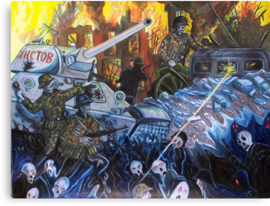 The Wraiths Of War by Jedro