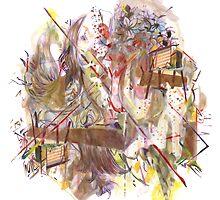 Science Glump by Karl Frey