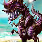 Cosmosaur by MBJonly